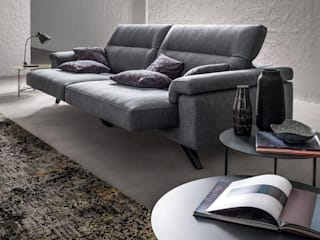 L&M design di Marelli Cinzia Вітальня Бірюза