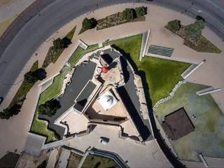 Forte de Santa Catarina - Figueira da Foz por Móveis e Carpintaria Veiga Moderno