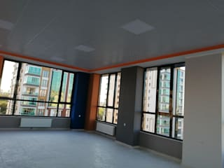 Ofis Projesi Gökçe Yapı Modern