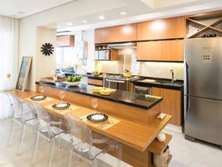 Ju Miranda Arquitetura Cucina moderna