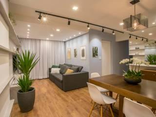 Ju Miranda Arquitetura Living room