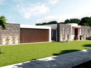 Casa WGC - Casa da raia por Paulo Stocco Arquiteto
