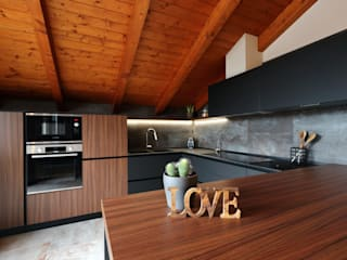 Modern kitchen by Gaia Brunello | in-photo Modern