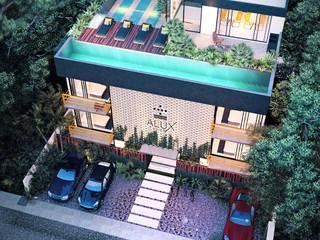 by Indigo Diseño y Arquitectura 인더스트리얼