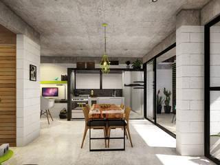 by Indigo Diseño y Arquitectura 북유럽