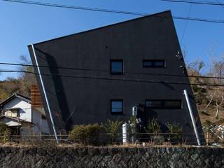 月原の家 モダンな 家 の 有限会社笹野空間設計 モダン