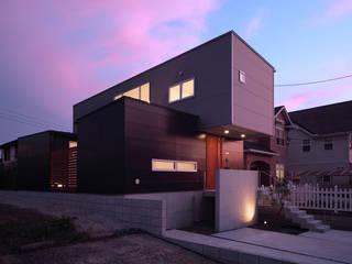 日進の家 モダンな 家 の 有限会社笹野空間設計 モダン