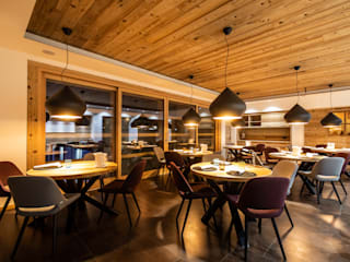 Roberto Pedi Fotografo Salas de jantar modernas