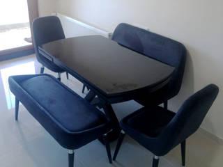 Hayal Concept Mutfak Masa Sandalye Takımları Hayal Concept MutfakMasa & Oturma Grupları Ahşap Siyah