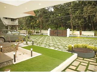 Project 1 Modern garden by ARCHITECT JAISON Modern