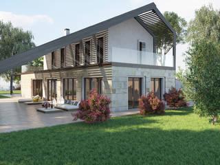 Un mare di relax di FAD Fucine Architettura Design S.r.l. Moderno