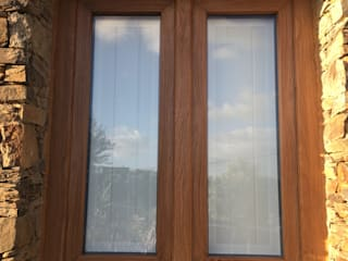 Ecoplan, Lda. uPVC windows Wood effect