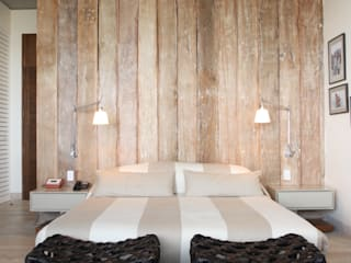 Casa de Playa ALEJANDRA VICUÑA Dormitorios pequeños