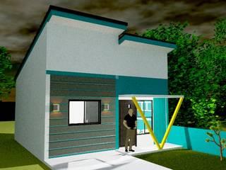 Rumah Minimalis Oleh Purnama design and build