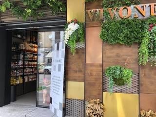 Vivone Gastronomia in stile moderno di michelepiccolo+partners Moderno