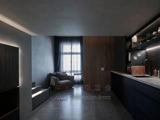 大器聯合室內裝修設計有限公司 Small kitchens