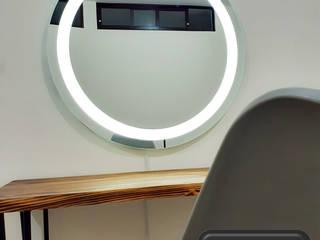 AR ALUMINIO & CRISTAL Modern study/office
