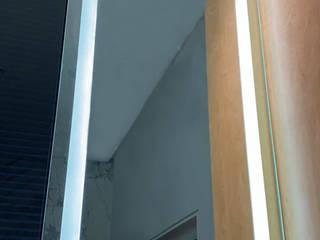 AR ALUMINIO & CRISTAL Modern Bathroom