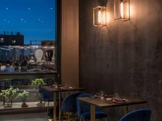 Bifulco Exclusive Gastronomia in stile moderno di michelepiccolo+partners Moderno