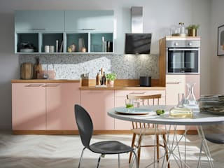 Spitzhüttl Home Company Kitchen units Multicolored