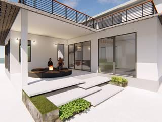 Beach House by G.M Architects Modern