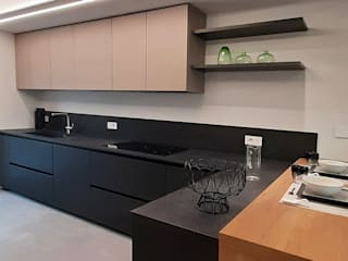 Marlegno Built-in kitchens Wood