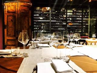 Braceria Bifulco michelepiccolo+partners Gastronomia in stile eclettico