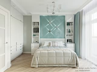 Modern style bedroom by Студия дизайна Натали Modern
