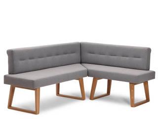 Naturnah Möbel Scandinavian style dining room Grey