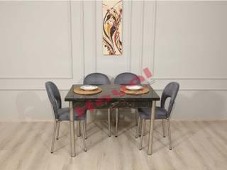 Hayal Concept Masa Sandalye Katalog Çekimleri Hayal Concept MutfakMasa & Oturma Grupları Ahşap Siyah