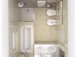 IS Birre The Spacealist - Arquitectura e Interiores Casas de banho modernas Cerâmica