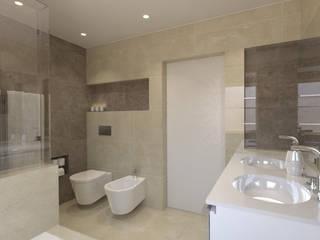 IS Birre Casas de banho modernas por The Spacealist - Arquitectura e Interiores Moderno