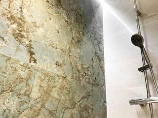 Rénovation salle de bains haut de gamme à Lyon Salle de bain classique par RS.D Agencements Classique