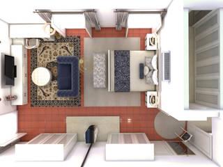 Casal da Bica Quartos clássicos por The Spacealist - Arquitectura e Interiores Clássico