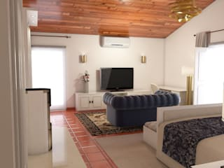 Dormitorios de estilo clásico de The Spacealist - Arquitectura e Interiores Clásico