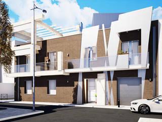 hiện đại  theo Studio di Architettura e Design Giovanni Scopece, Hiện đại