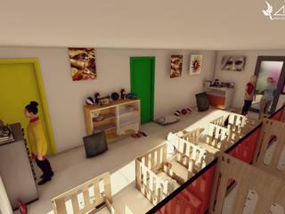 Proyecto de arquitectura Jardín infantil y sala cuna BEMBE de ALICANTO - ARQUITECTURA, INGENIERÍA Y CONSTRUCCIÓN