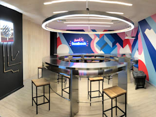 We Work | Facebook de Estudio veta diseño Moderno