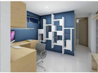 Diseño de Interiores de RB ARQUITECTURA Clásico