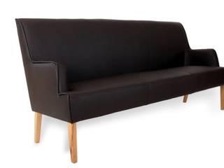 Sitzbänke aus Massivholz Moderne Esszimmer von Naturnah Möbel Modern