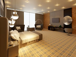 APARTAMENTY HOTELOWE Dome Design. Hotele Beżowy