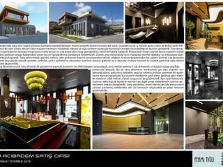 Benesta Acıbadem Satış Ofisi- Tasarım, Danışmanlık, Proje- İstanbul, 2018 FT MİMARLIK, DANIŞMANLIK