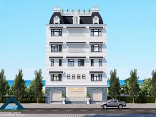 by Công ty Kiến trúc Á Âu