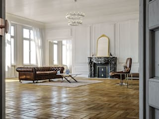 Salon Tasarımı Modern Oturma Odası Mimar3D Modern