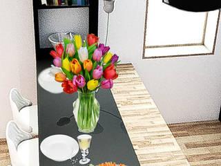 KUCHNIA W CZERNI Dome Design. Kuchnia na wymiar Czarny