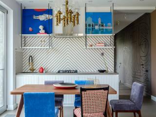 Отделка интерьера трехкомнатной квартиры в Москве от ВАШ МАСТЕРЪ строительно-отделочная компания Классический