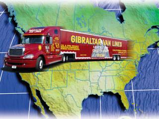 Gibraltar Van Lines by Gibraltar Van Lines
