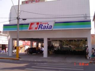 Construção Drogaria por Construtora Lima Ricci