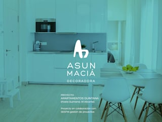 Asun Macia Decoradora 飯店 木頭 White