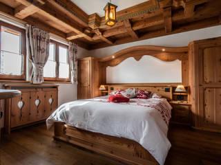 """Bed & Breakfast """"Chalet Solder"""" a Sappada (UD) Hotel in stile rustico di Roberto Pedi Fotografo Rustico"""